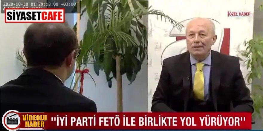 İYİ Parti'den istifa eden Ercan Katırcıoğlu: İYİ Parti, FETÖ ile yol yürüyor