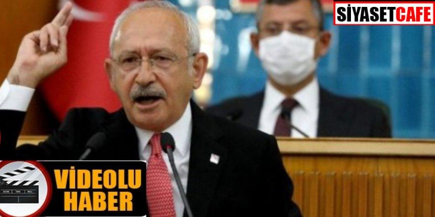 Kılıçdaroğlu: Erdoğan ile Bahçeli, 6 uçakla KKTC'ye piknik yapmaya gitti