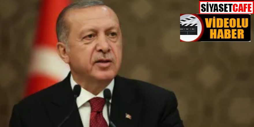 Erdoğan: Selahattin Demirtaş teröristtir