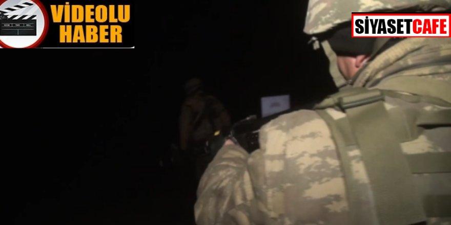 Azerbaycan ordusu Kelbecer'e böyle girdi
