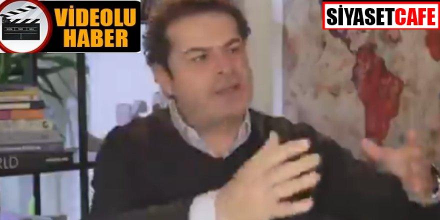 Cüneyt Özdemir'den İmamoğlu'na: Sen İstanbul'da 5 tane gazeteci ile baş edemiyorsun