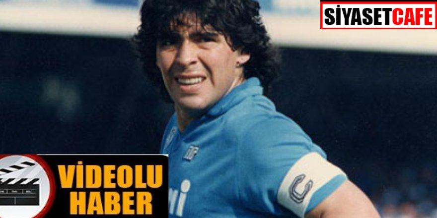 Maradona belgeseli: İşte futbolun kralının hayatı
