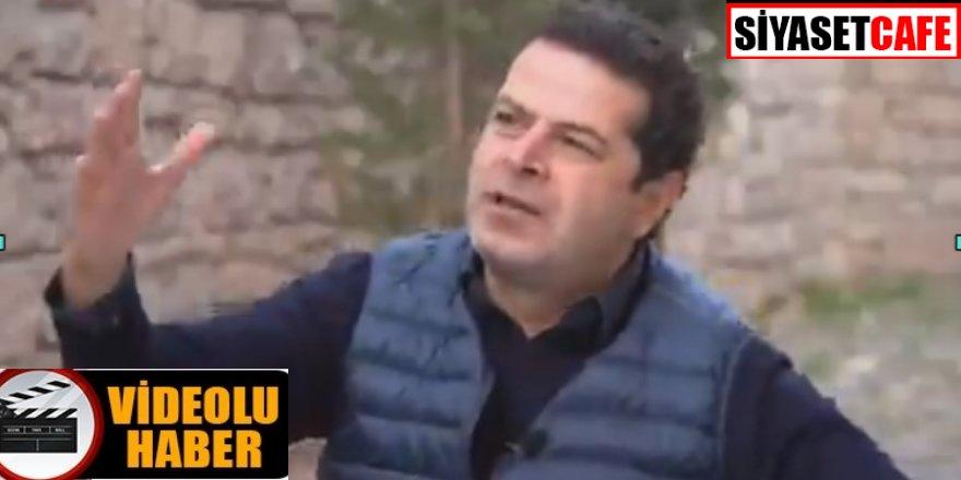 Cüneyt Özdemir'den Acun Ilıcalı yorumu: Samimi bir özür varsa...