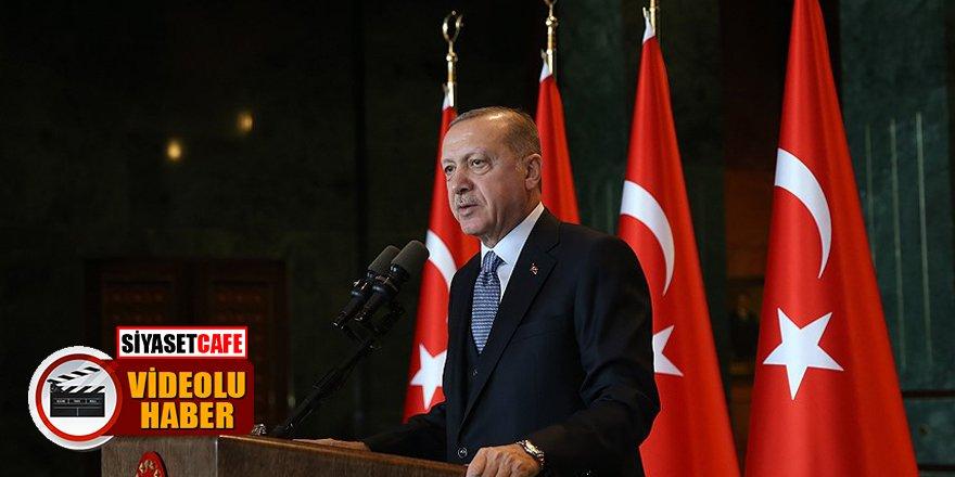Erdoğan'dan Bakü ziyareti öncesinde önemli açıklamalar