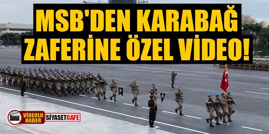 MSB'den Karabağ zaferine özel video!