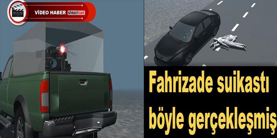 Fahrizade Suikastı bakın nasıl gerçekleşmiş!