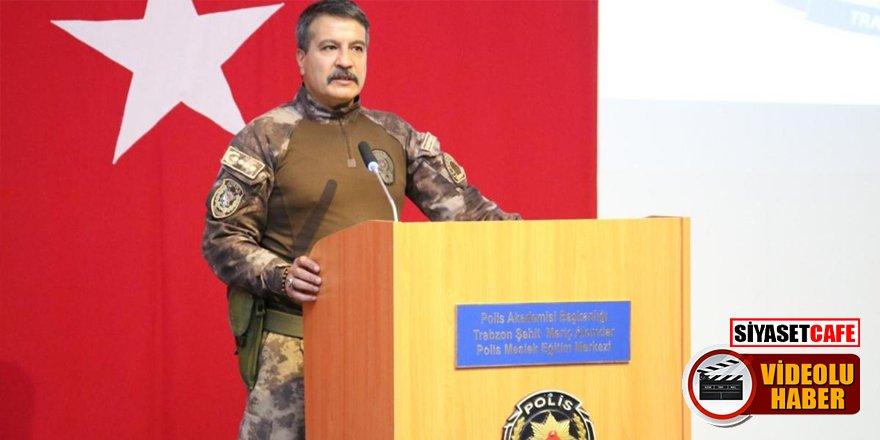 Trabzon Emniyet Müdürü'nün 'FETÖ' konuşması' gündem oldu