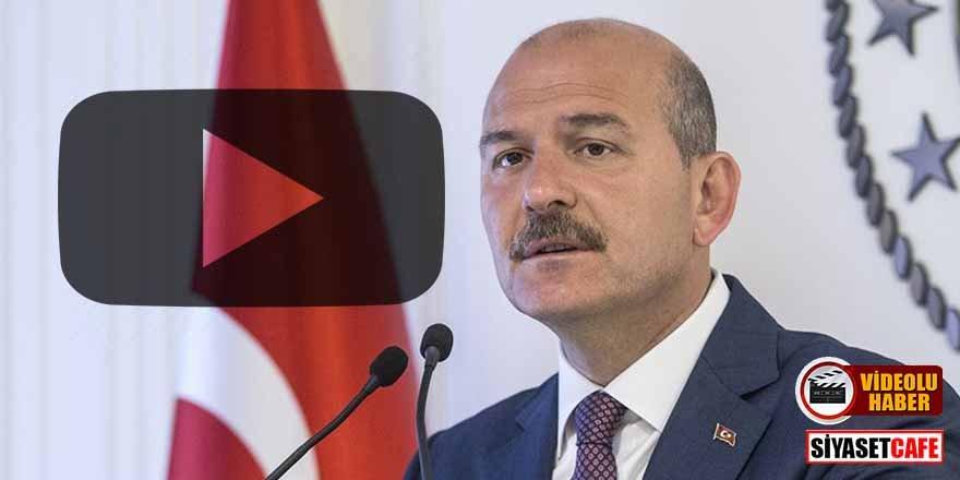 Soylu, HDP'ye böyle seslendi! 'Ohhh! Paralar PKK'ya gitmiyor'