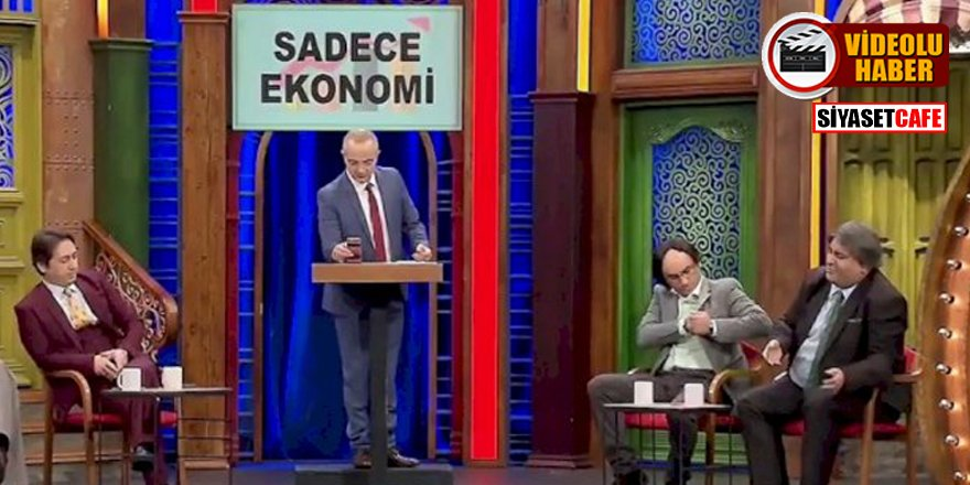 Güldür Güldür'den Berat Albayrak'ın istifasına gönderme!