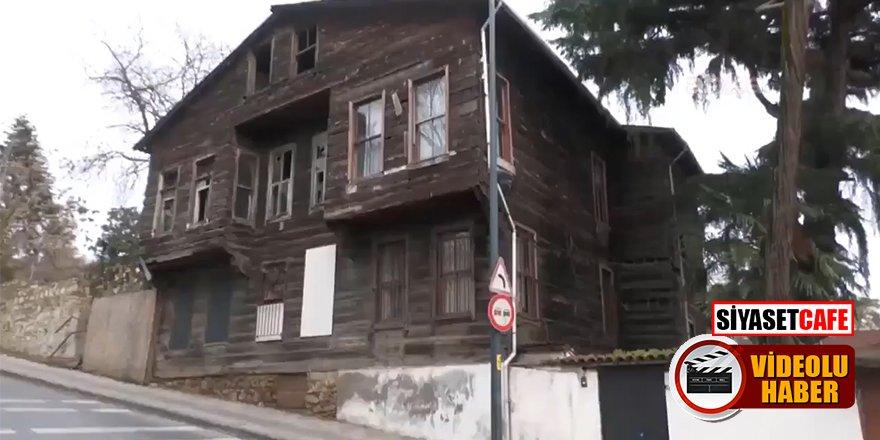 Erdoğan'ın evinin yakındaki arsa satışa çıkartıldı