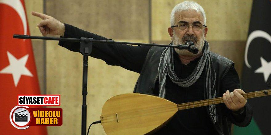 Libya'da görev yapan Mehmetçik için konser