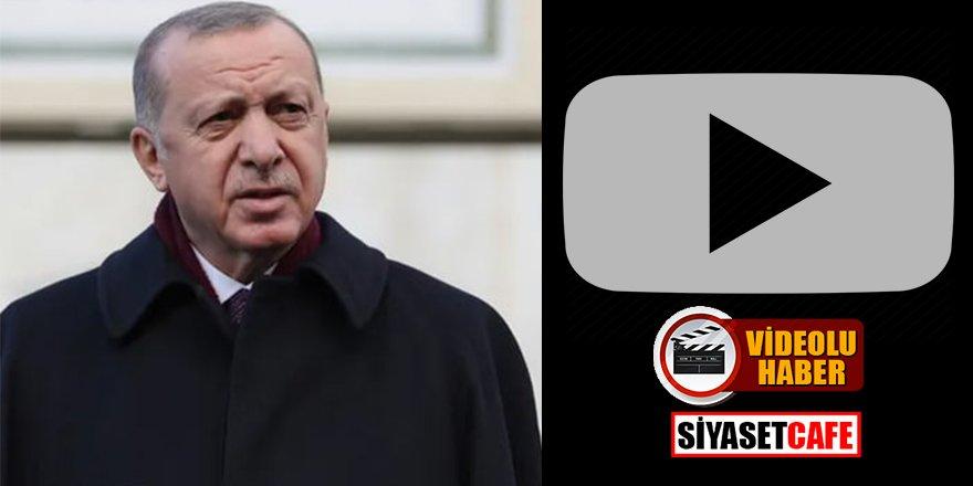 Cuma namazı çıkışı Erdoğan'dan önemli açıklamalar!