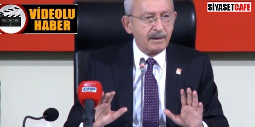 """Kılıçdaroğlu'ndan """"Sorun nasıl çözülür"""" açıklaması"""
