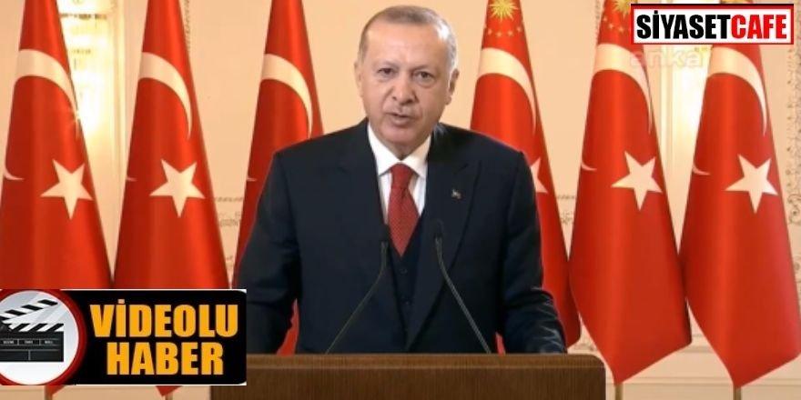 Erdoğan'dan Boğaziçi protestolarına: Biz bu filmi 18 yıldır yüzlerce defa seyrettik