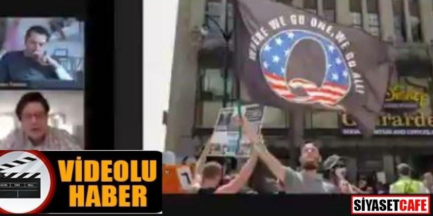 Trump bir Mesih'mi? ABD'nin korkulu rüyası Qanon'cular kimdir? - video-