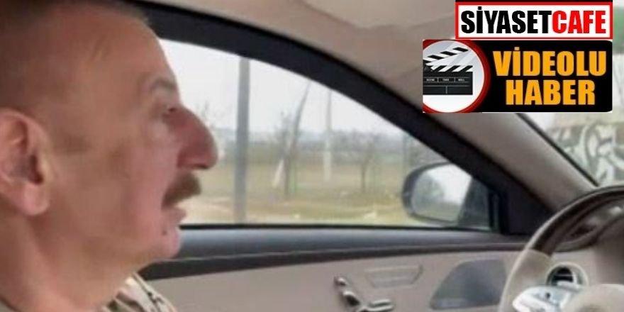 Azerbaycan Cumhurbaşkanı Aliyev Şuşa'yı ziyaret ediyor