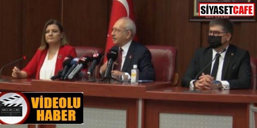Kemal Kılıçdaroğlu Selçuk Özdağ için çağrıda bulundu