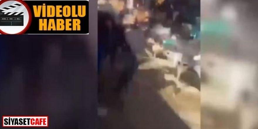 Bağdat'ta intihar saldırısı! İşte o anlar