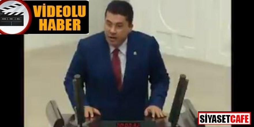 MHP'li Aksoy: MHP, koltuk değneği değil yokuş değneğidir