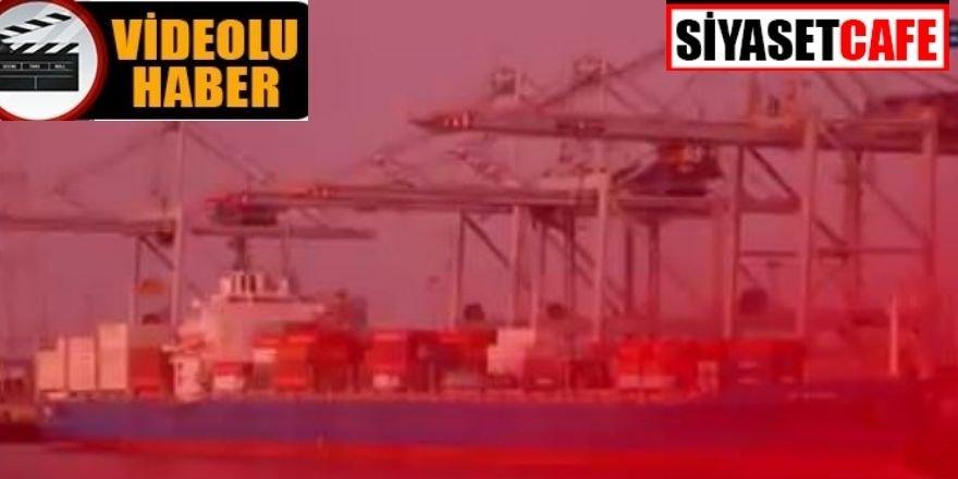 Azerbaycanlı vatandaşın hayatını kaybettiği Türk gemisine yapılan saldırısında ses kaydı ortaya çıktı