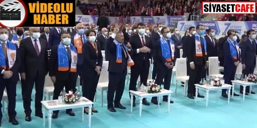 AK Parti kongresinde küfür skandalı