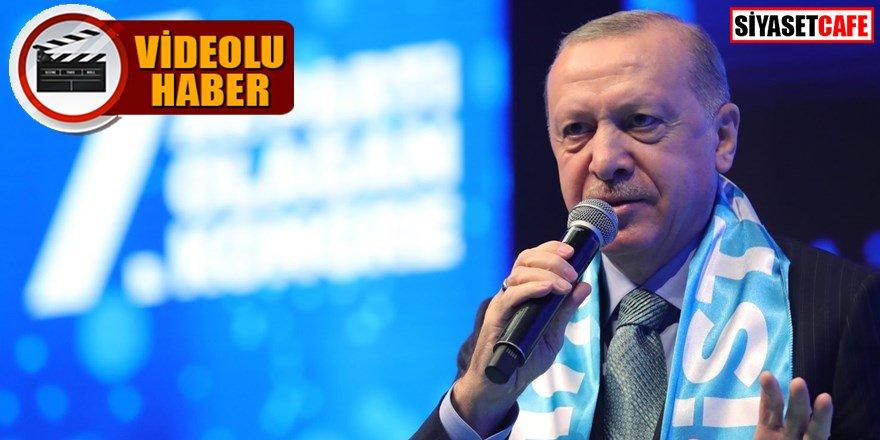 Erdoğan o sözü kimin için söyledi -VİDEO-