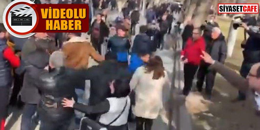 Ermenistan'da kriz büyüyor: Paşinyan ve destekçileri, polis koruması eşliğinde yürüyüşe geçti