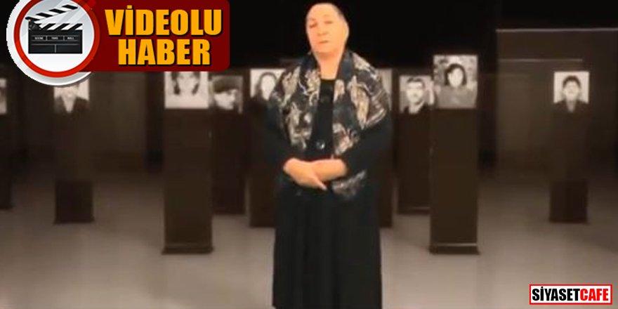Bütün ailesini Hocalı katliamında kaybeden kadın o günleri anlattı