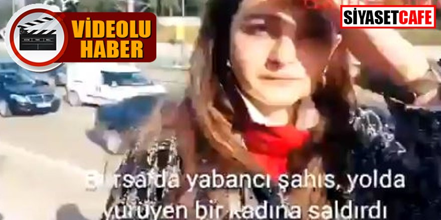 Bursa'da Suriyeli dehşeti