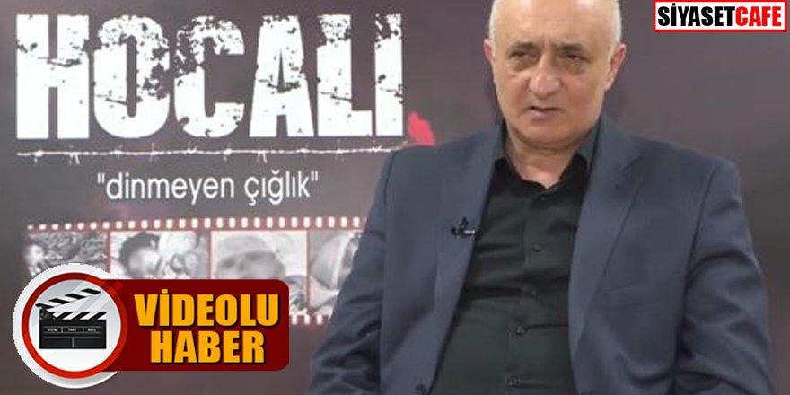 Hocalı Katliamı'nın tanığı Ermenilerin vahşetini ve yaşadığı işkenceleri unutamıyor