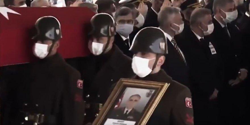 Şehit Korg. Osman Erbaş'ın yürek yakan videosu