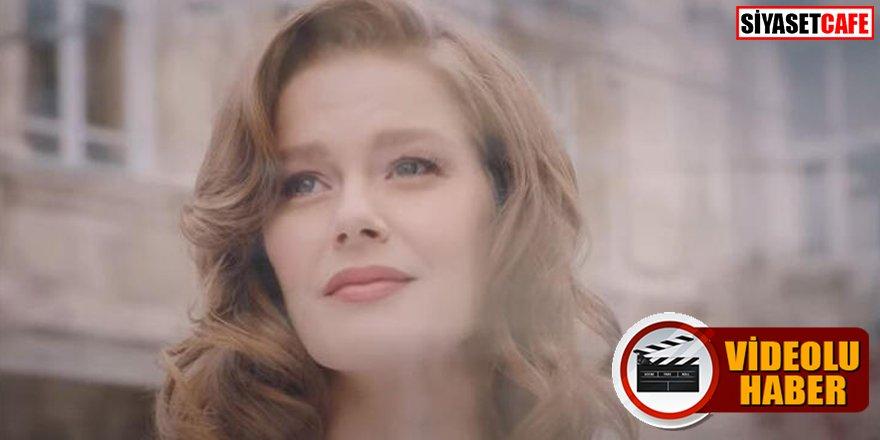 Yeni dizi: 'Camdaki Kız' fragmanı yayınlandı