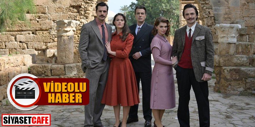 'Bir Zamanlar Kıbrıs' dizisi fragmanı yayınlandı