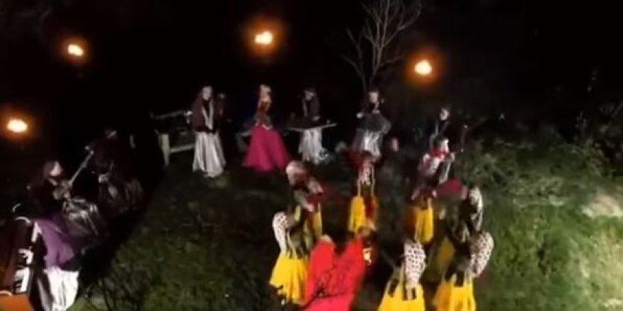 Güney Azerbaycan'da Nevruz kutlaması