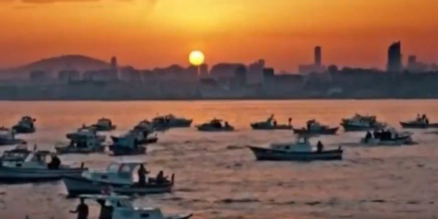 Muhteşem İstanbul klibi: Ruslar drone ile görüntüledi