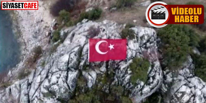 """MSB'den duygulandıran paylaşım:  """"Mehmetçikleri selamlıyoruz"""""""