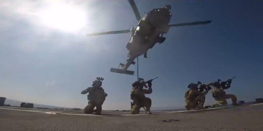İşte, Kahraman, Korkusuz SAT ve SAS Komandolarımız