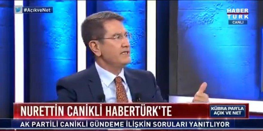 AK Partili Canikli: Türkiye'de gelir dağılımı iyileşmektedir.