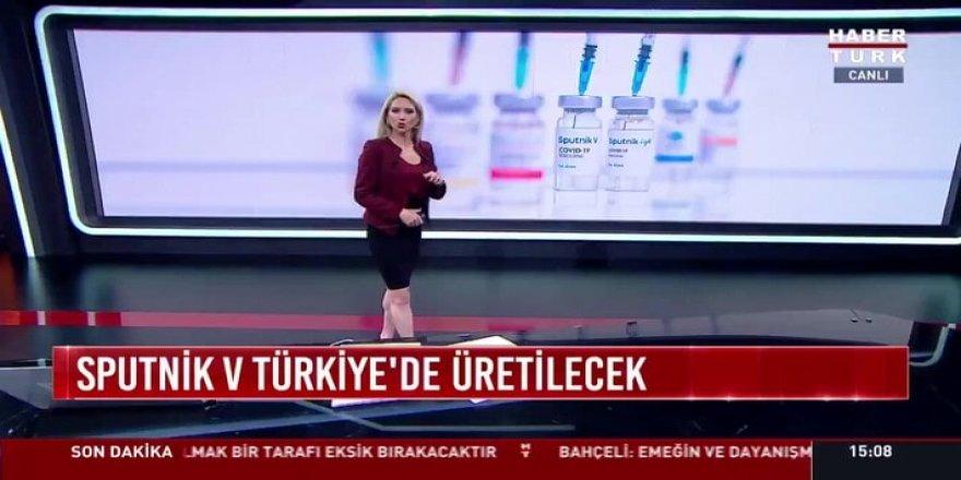 Sputnik v aşısı Tekirdağ'da üretilecek