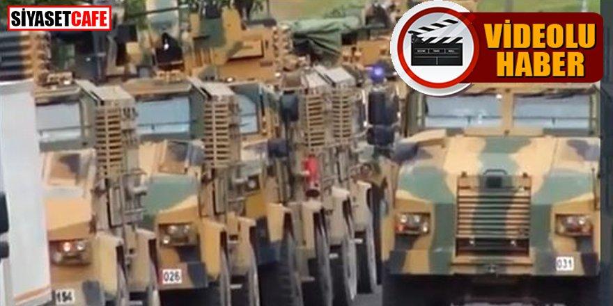 Terör hedefleri yerle bir ediliyor: Şırnak'tan sınıra özel birlikler sevk edildi