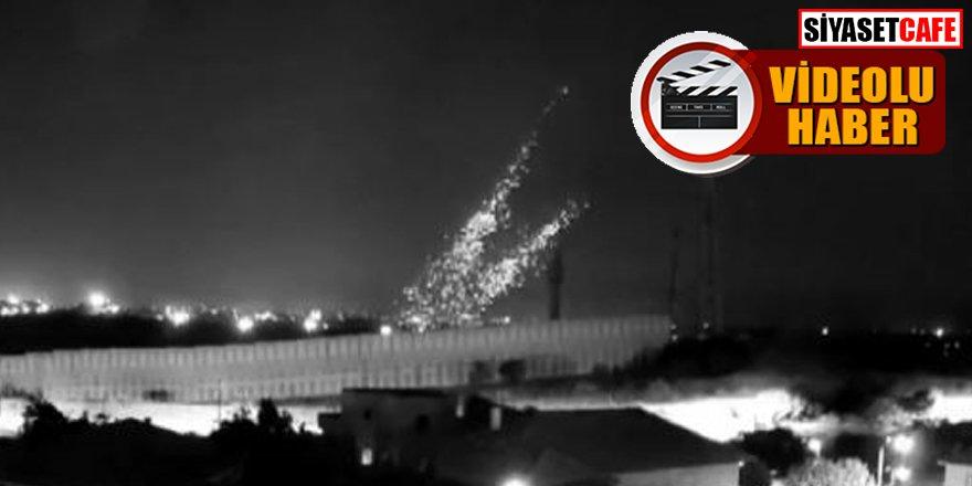 Siren sesleri yükseldi: İsrail'de hava savunma sistemleri devreye girdi