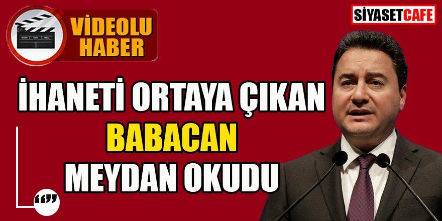 Babacan'dan 'troll' açıklaması