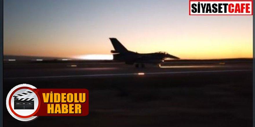 Gara'da hava harekatı: 3 PKK'lı etkisiz hale getirildi