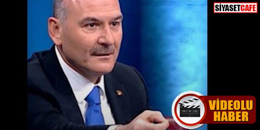 İçişleri Bakanı Süleyman Soylu: Peker tecavüzden dolayı karakola götürüldü