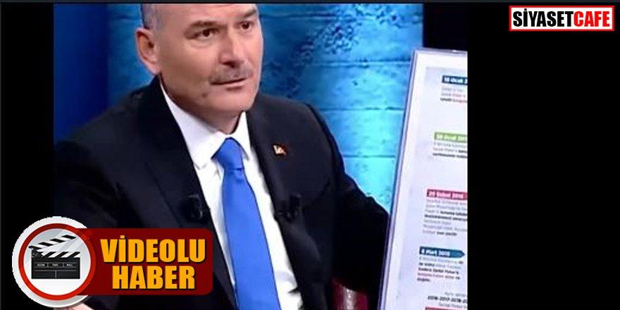 Soylu yanıtladı: Sedat Peker'e neden koruma verildi?