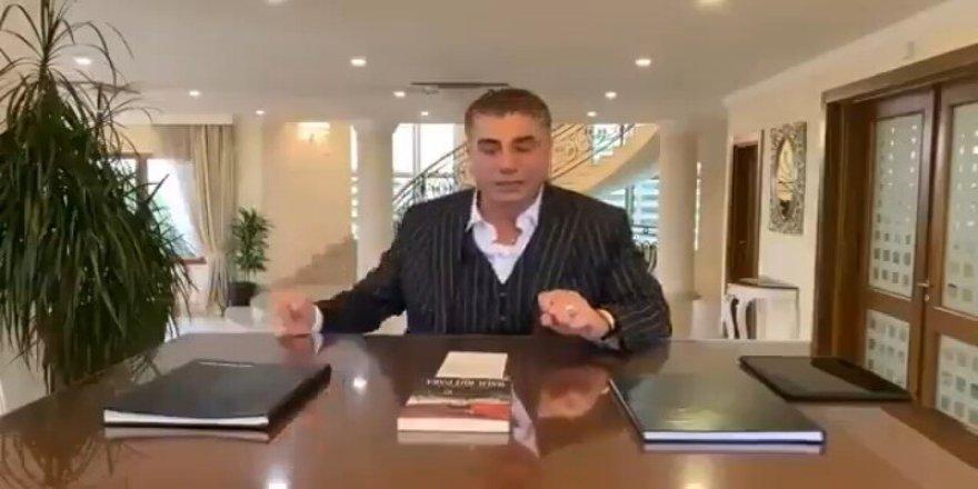 Peker'den şok video: Ben sayın Bakan'la hayatım boyunca bir kere yan yana gelmedim!