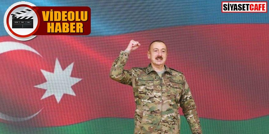 Azerbaycan Cumhuriyet Bayramı Şuşa'da böyle kutlandı