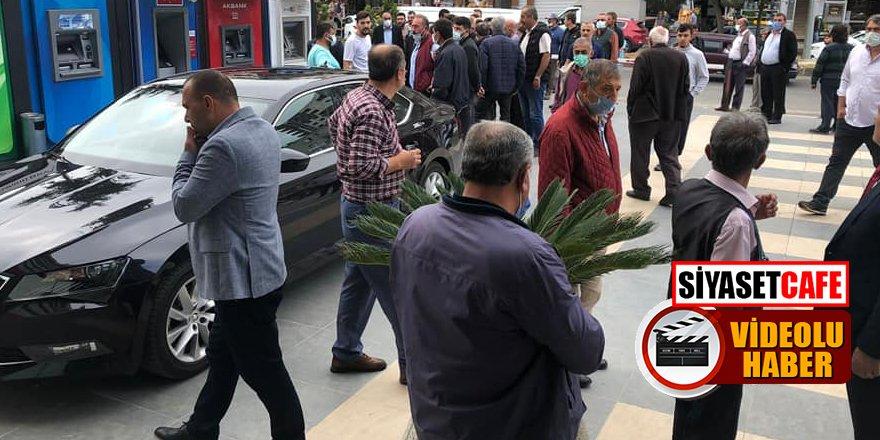 Trabzon'da Belediye Başkanı Mustafa Bıyık'a silahlı saldırı!