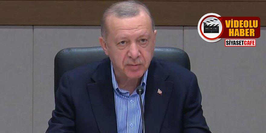 Cumhurbaşkanı Erdoğan'dan NATO zirvesi öncesi kritik açıklamalar!