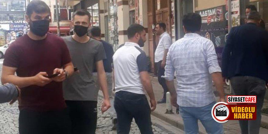 İstanbullu deprem sonrası sokağa döküldü!